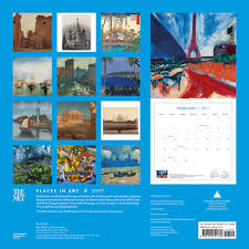 places in art 2017 wall calendar the metropolitan museum of art 9781419721779 amazon books on new york in art wall calendar 2017 with places in art 2017 wall calendar the metropolitan museum of art
