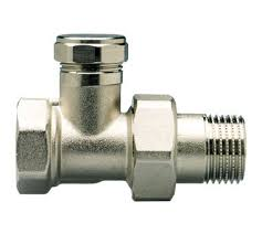 <b>Вентиль на обратную подводку</b>, запорный клапан Stout для ...