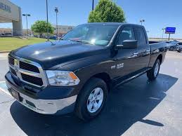 Used 2018 Ram 1500 For Sale Lubbock, TX