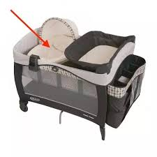 play yards with newborn nappers safe