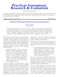 The Literature Review  Six Steps to Success Unaprol