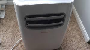 Portable Air Conditioner Troubleshooting Ocean Breeze 12000 Btu Portable Air Conditioner Review Youtube