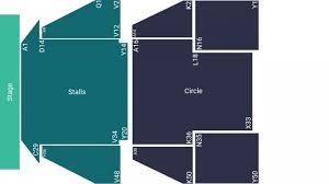 birmingham hippodrome seating plan