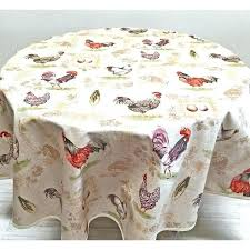 french country tablecloth round country tablecloth french hens and roosters tablecloth round tablecloth french country tablecloth