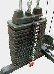 <b>Весовой стек Body</b> Solid SP150 - купить в интернет-магазине ...