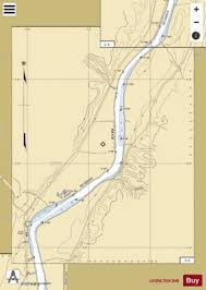 Hudson River Tide Chart Kingston Hudson River Marine Chart Us14786_p1042 Nautical