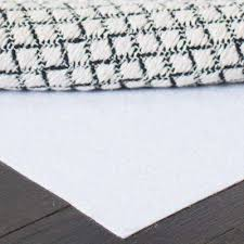 carpet to carpet white 9 ft x 12 ft rug pad