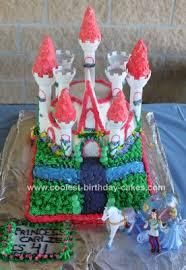 Coolest Princess Castle Cake Design