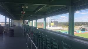Green Monster At Jetblue Park In Fort Myers A Look At Both Levels