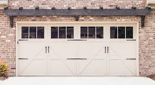 Fine Carriage Garage Doors House Steel E Throughout Modern Design