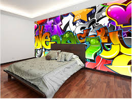 custom 3d wallpaper graffiti wall art for living room bedroom tv background wall waterproof papel de parede in wallpapers from home improvement on  on graffiti wall art bedroom with custom 3d wallpaper graffiti wall art for living room bedroom tv