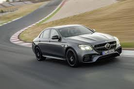 2018 Mercedes-AMG E63 & E63 S Get Up To 603HP, Hit 62MPH – 100KM/H ...
