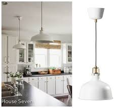 ikea kitchen lighting ideas. ways to incorporate ikea ranarp lamp into home decor digsdigs kitchen lighting ideas n