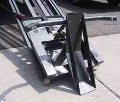 Rampage Power Lift Motorized Motorcycle Power Lift Ramp for pick up ...