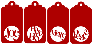 Christmas Tag Template Quartet Of Christmas Gift Tags Whatcha Workin On