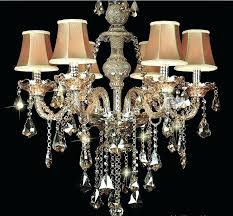 crystal chandelier lamp shades captivating lamp shades for chandeliers with a crystal ball and a captivating