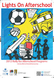 Lights On Afterschool Lights On Afterschool 2012 Poster Cant Wait To Celebrate