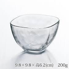glass small bowl curacao square deep bowl m small glass bowl