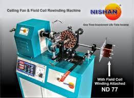 fan stator winding machine ceiling fan stator winding machine manufacturer from ahmedabad