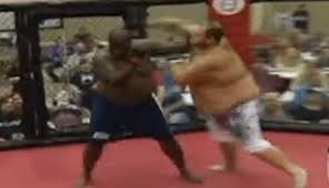 watch these two really fat guys beat the shit out of each other watch these two really fat guys beat the shit out of each other inside the octagon