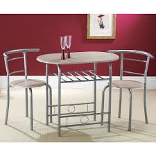 Kitchen Table 2 Chairs Dining Room Space Saver Kitchen Table With Stools Folding Tables