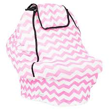car baby seat canopy covers universal infant cat cover for boys and girls pink