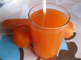 Bisa tambahkan air secukupnya, guna membantu proses penghaluskan, saring. 14 March 2012 Resep Minuman