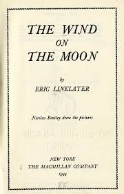 dogs and research follies e lingle craig preservation lab blog title page for the wind on the moon by eric linklater