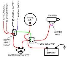 wiring diagram for one wire alternator the wiring diagram one wire alternator wiring diagram tractor nilza wiring diagram