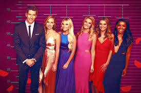 Tallness Chart How Tall Do You Have To Be To Win The Bachelor The Ringer