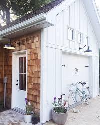White Board and Batten and Cedar Modern Farmhouse Cedar Clapboard ...