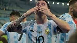 كوبا أميركا: لقب أول لميسي مع الأرجنتين - فرانس 24