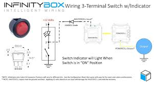 3 pin rocker switch wiring diagram luxury 5 terminal and 12 volt 3 pin ignition switch wiring diagram 3 pin rocker switch wiring diagram luxury 5 terminal and 12 volt toggle diagrams
