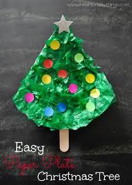 Jenniferu0027s Little World Blog  Parenting Craft And Travel Simple Christmas Paper Plate Crafts