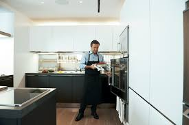 Kitchen Home Architect Stephanie Goto Designs A Home Kitchen For Daniel Boulud