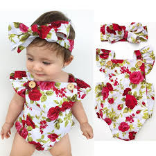 Special Price For infant jumpsuit <b>girl summer</b> brands and get free ...