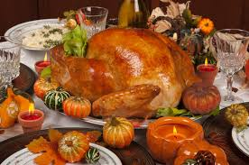 Date of thanksgiving in usa