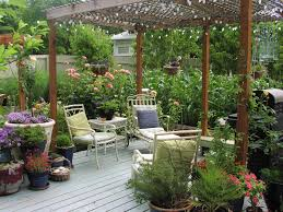 Small Picture Deck vegetable garden design Deck design and Ideas