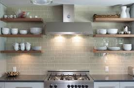 Kitchens With Floating Shelves