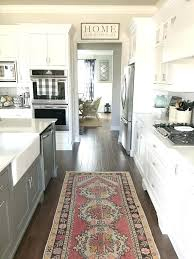 cute kitchen runner rugs is within rug runners for rainbowinseoul in with regard to design 4