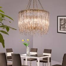 gentle design luxury corridor project crystal chandelier lamp