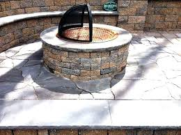 outdoor fire pit cover natural outdoor fire pit cover great fire pit cover outdoor round patio
