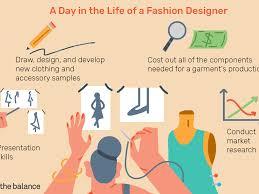 Graphic Design Occupational Outlook Fashion Designer Job Description Salary Skills More