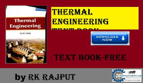 Thermal Engineering by RK Rajput PDF-7th Edition