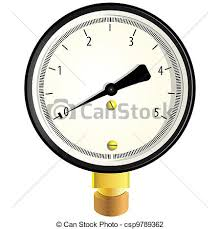 gas manometer. gas manometer - csp9789362