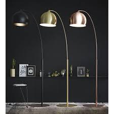 Staande Lamp Van Zwart Metaal H190 In 2019 Lampen Gold Floor