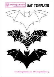 Free Printable Bat Template Bergfalte Means Mountain Fold, Talfalte ...
