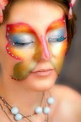 erfly fantasy makeup