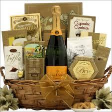 Kitchen Gift Basket Veuve Clicquot Ponsardin Brut Champagne Champagne Gift Basket