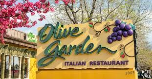 how to order low carb at olive garden